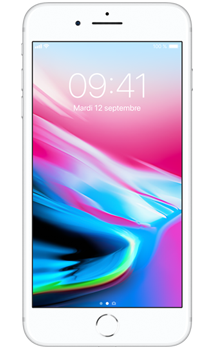 IPHONE 8 PLUS 64GO ARGENT