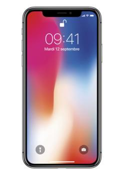 Fougère Frustration doublure coque iphone x sfr