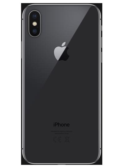 apple iphone x 64go gris sideral sfr. Black Bedroom Furniture Sets. Home Design Ideas