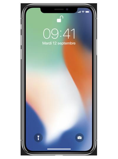 iphone x reconditionné sfr