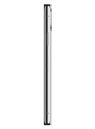 APPLE iPhone X argent