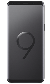 GALAXY S9 NOIR CARBONE