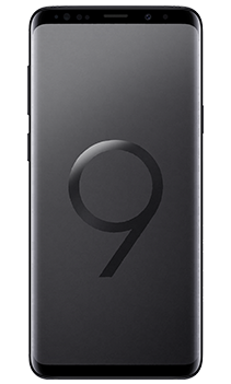 GALAXY S9+ NOIR CARBONE