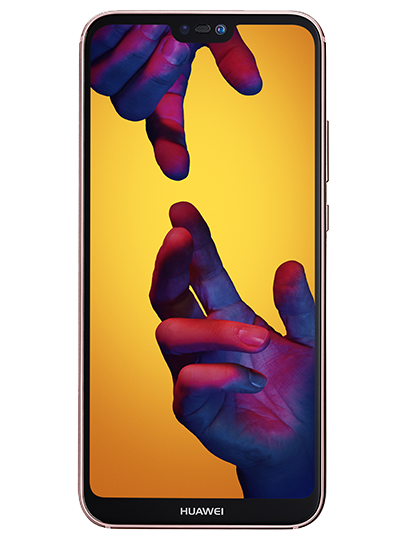 Huawei P20 Lite Smartphone Red By Sfr