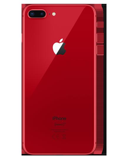 apple iphone 8 plus 64go rouge sfr. Black Bedroom Furniture Sets. Home Design Ideas