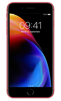 IPHONE 8 PLUS 64GO ROUGE