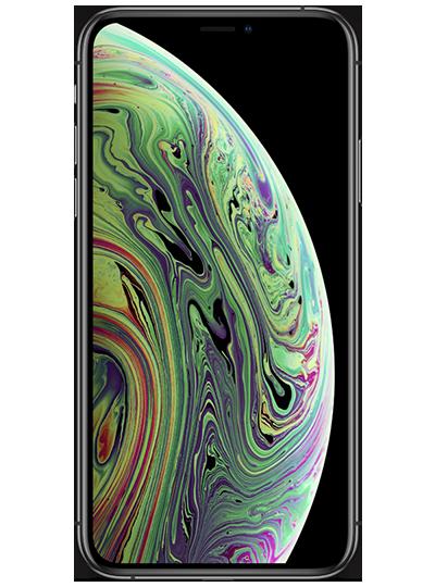APPLE iPhone XS gris