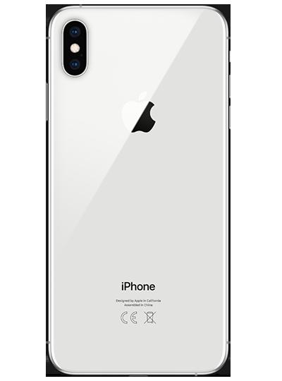APPLE iPhone XS Max argent
