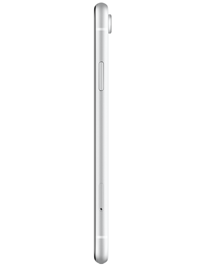 APPLE iPhone XR blanc