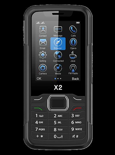 Altice X2 gris