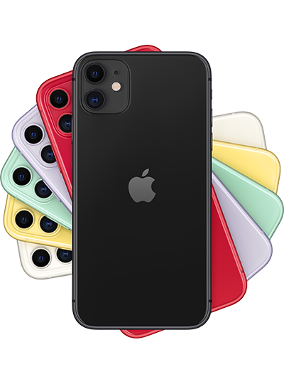 APPLE iPhone 11 noir