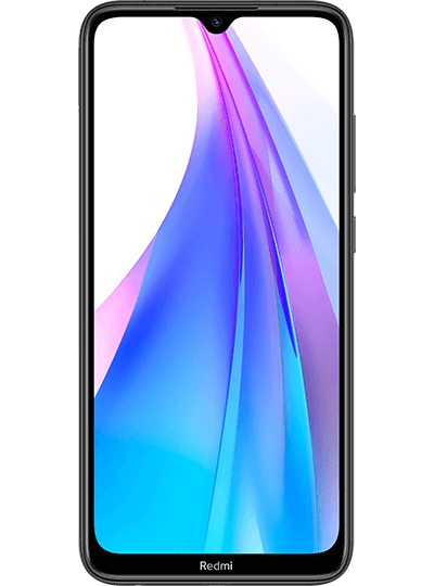 Xiaomi Redmi Note 8T noir