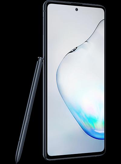 SAMSUNG Galaxy Note 10 Lite noir