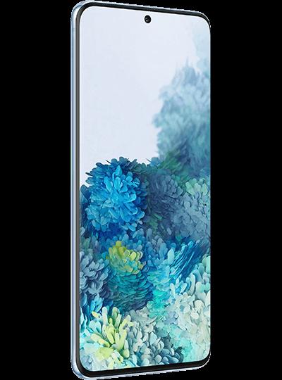 SAMSUNG Galaxy S20 bleu