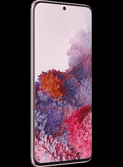 SAMSUNG Galaxy S20 rose
