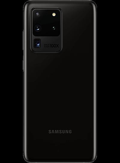 SAMSUNG Galaxy S20 Ultra 5G noir