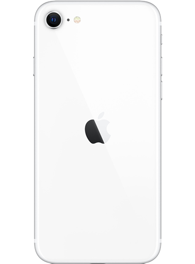 APPLE iPhone SE blanc