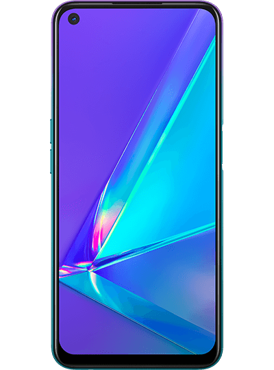 OPPO A72 violet
