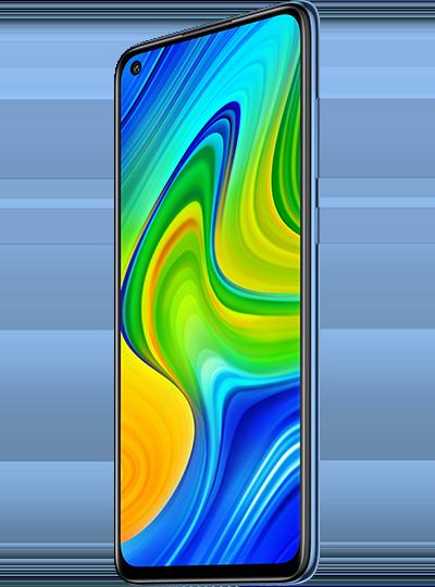 Xiaomi Redmi Note 9 gris