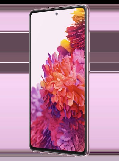 SAMSUNG Galaxy S20 FE violet