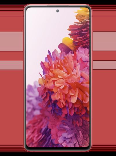 SAMSUNG Galaxy S20 FE 5G rouge