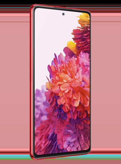 SAMSUNG Galaxy S20 FE rouge