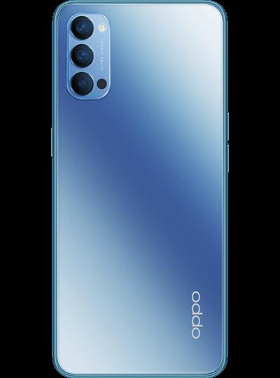 OPPO Reno4 bleu