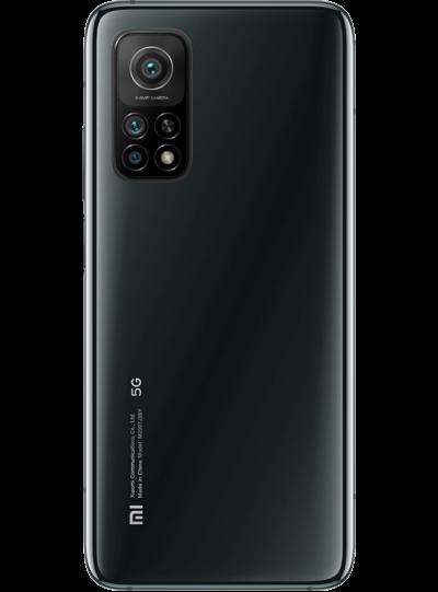 Xiaomi Mi 10T noir