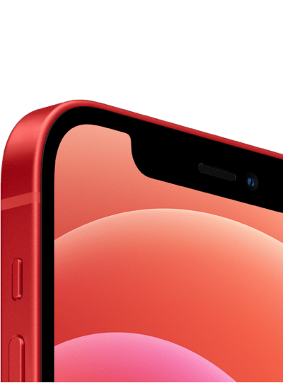 APPLE iPhone 12 rouge