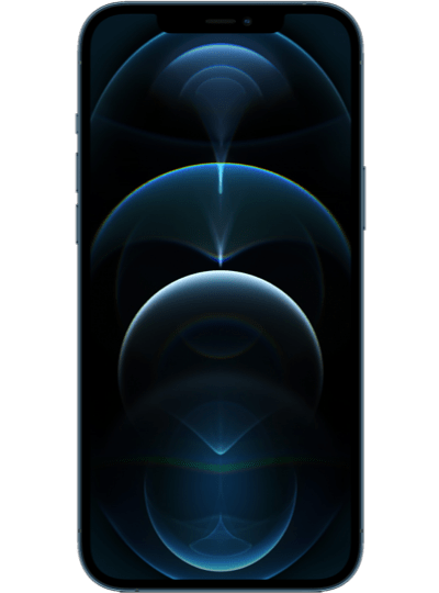 APPLE iPhone 12 Pro Max bleu
