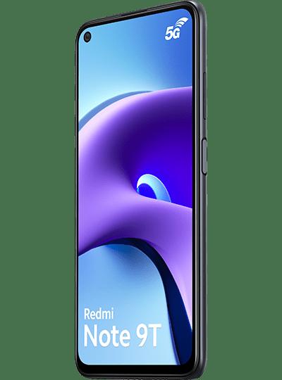 Xiaomi Redmi Note 9T 5G noir