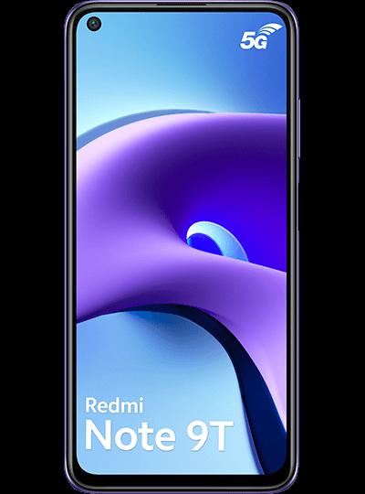 Xiaomi Redmi Note 9T 5G violet