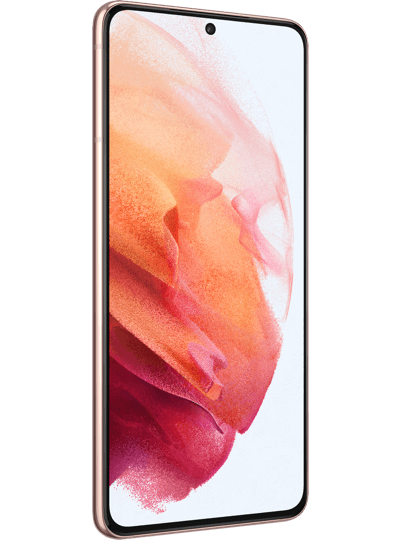 SAMSUNG Galaxy S21 5G rose