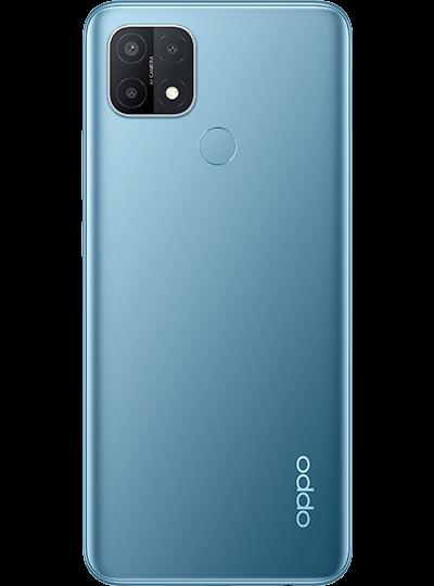 OPPO A15 bleu