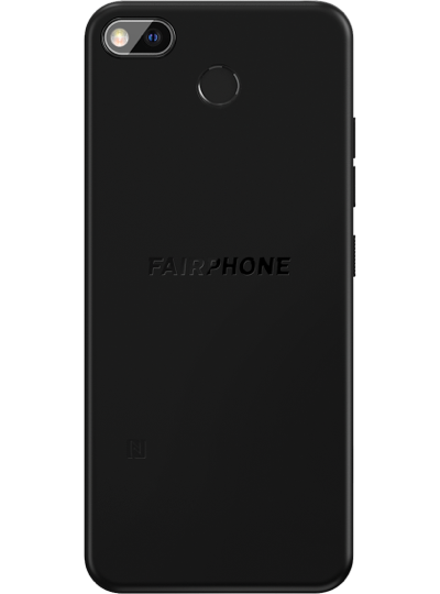 Fairphone Fairphone 3+ noir