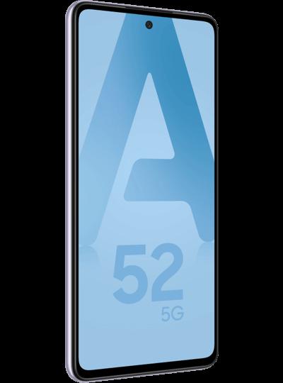 SAMSUNG Galaxy A52 5G violet