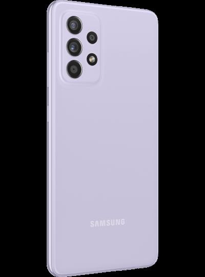 SAMSUNG Galaxy A52 violet
