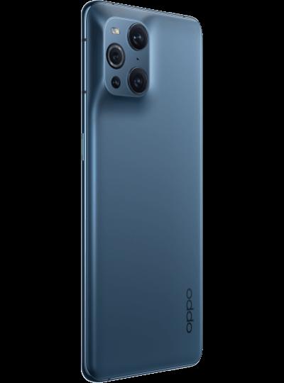OPPO Find X3 Pro bleu