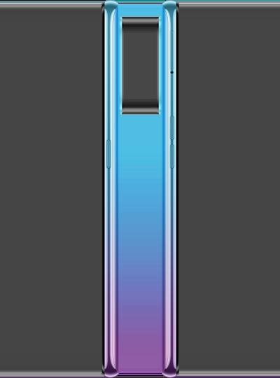 OPPO A94 5G bleu