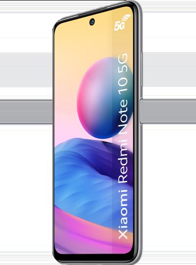 Xiaomi Redmi Note 10 5G argent