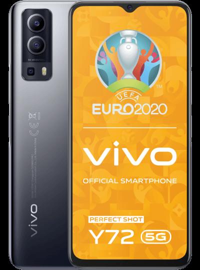 VIVO Y72 5G noir