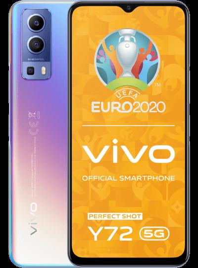 VIVO Y72 5G bleu